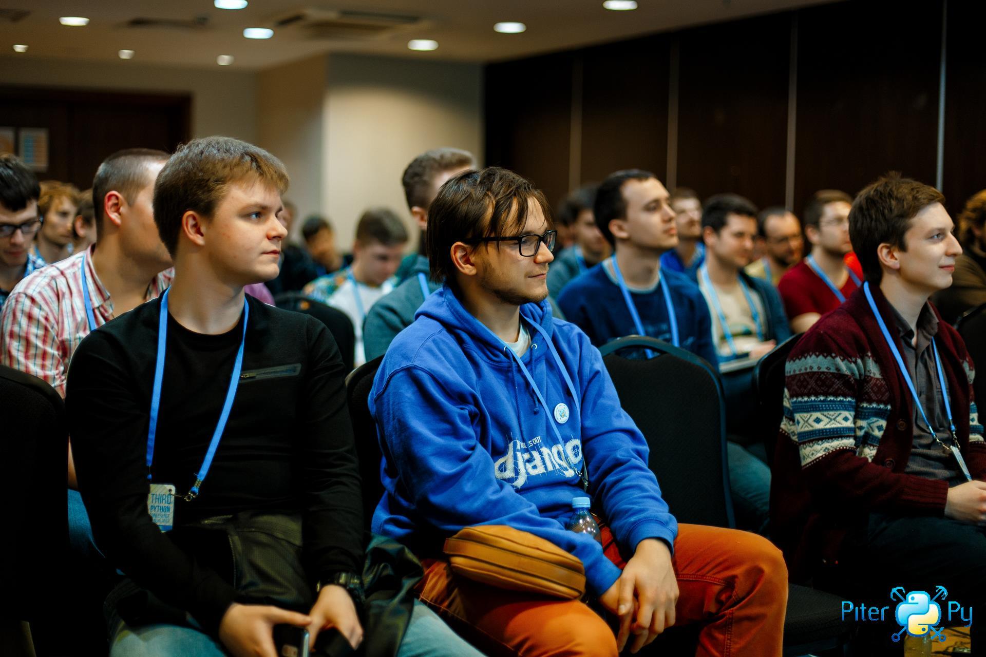Как мы делаем PiterPy — европейскую конференцию по Python в Петербурге - 12