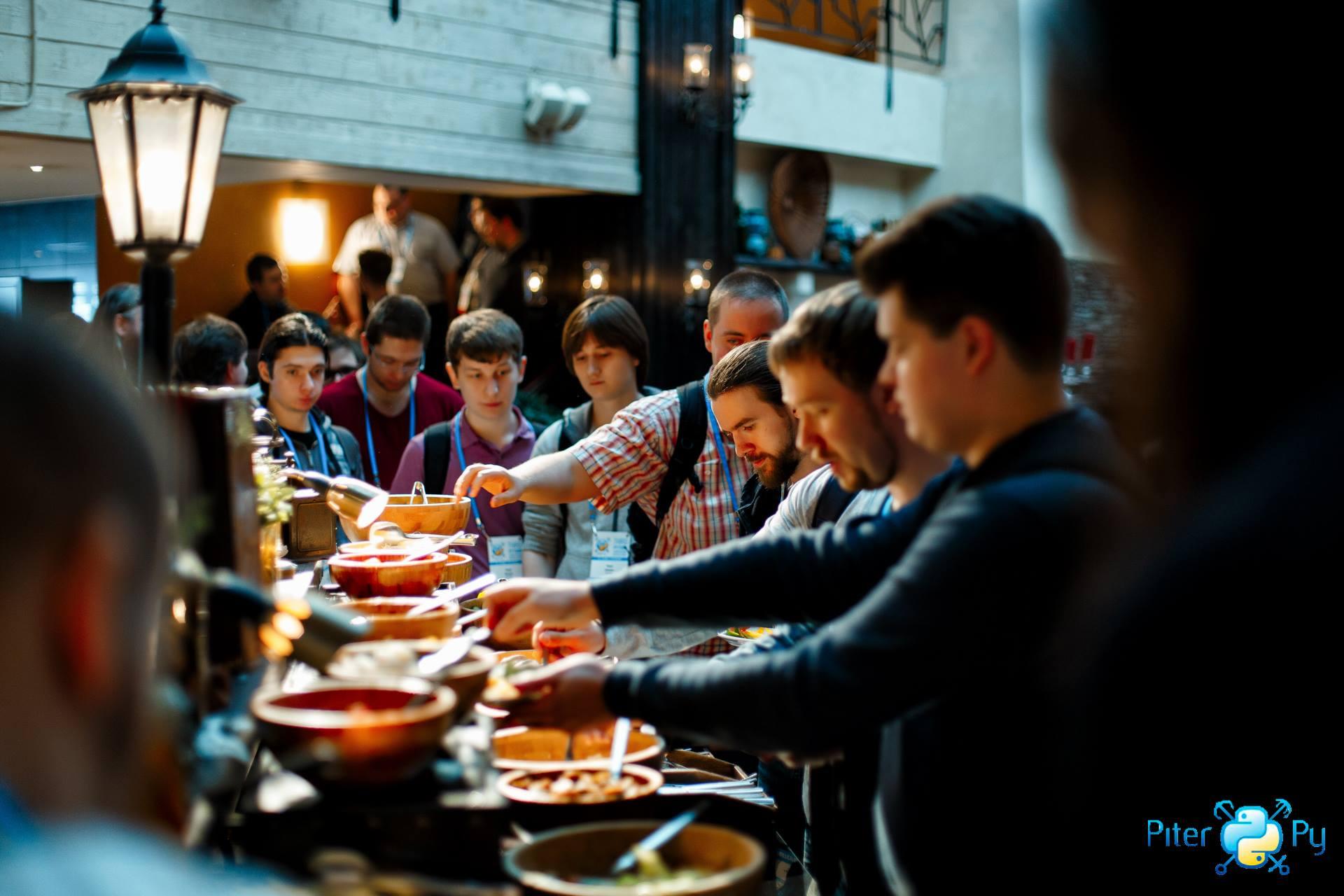 Как мы делаем PiterPy — европейскую конференцию по Python в Петербурге - 13