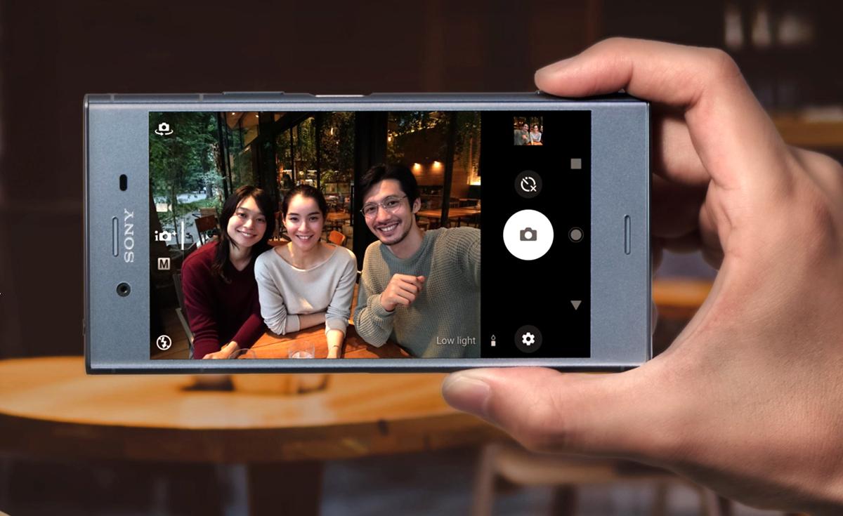 На что способна камера Motion Eye в смартфоне Sony Xperia XZ1 - 4