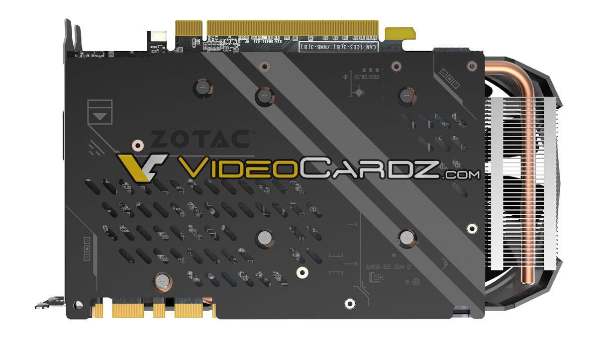 3D-карты GeForce GTX 1070 Ti будут предложены не только в виде клонов референсного образца