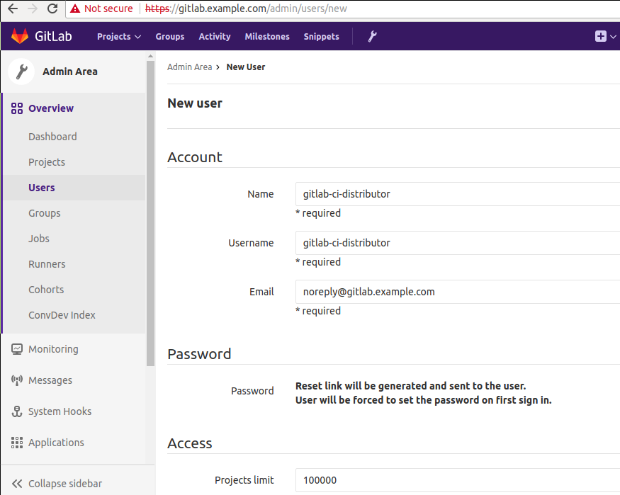 Сборка проектов с GitLab CI: один .gitlab-ci.yml для сотни приложений - 2