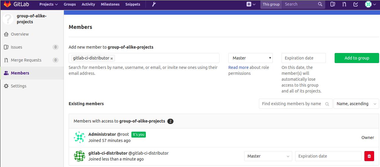 Сборка проектов с GitLab CI: один .gitlab-ci.yml для сотни приложений - 5