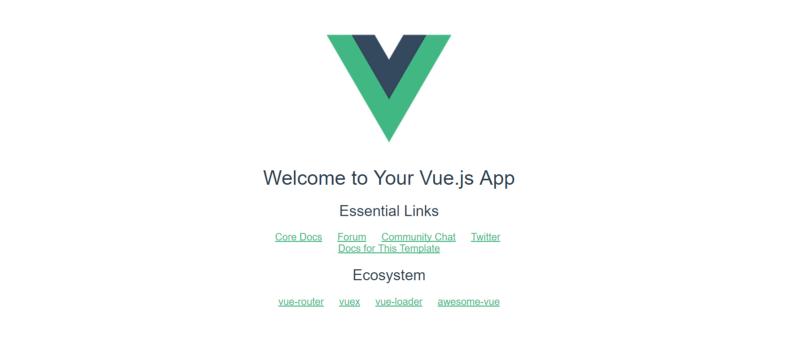 Веб-приложение на Node и Vue, часть 2: компоненты, формы, маршруты - 4