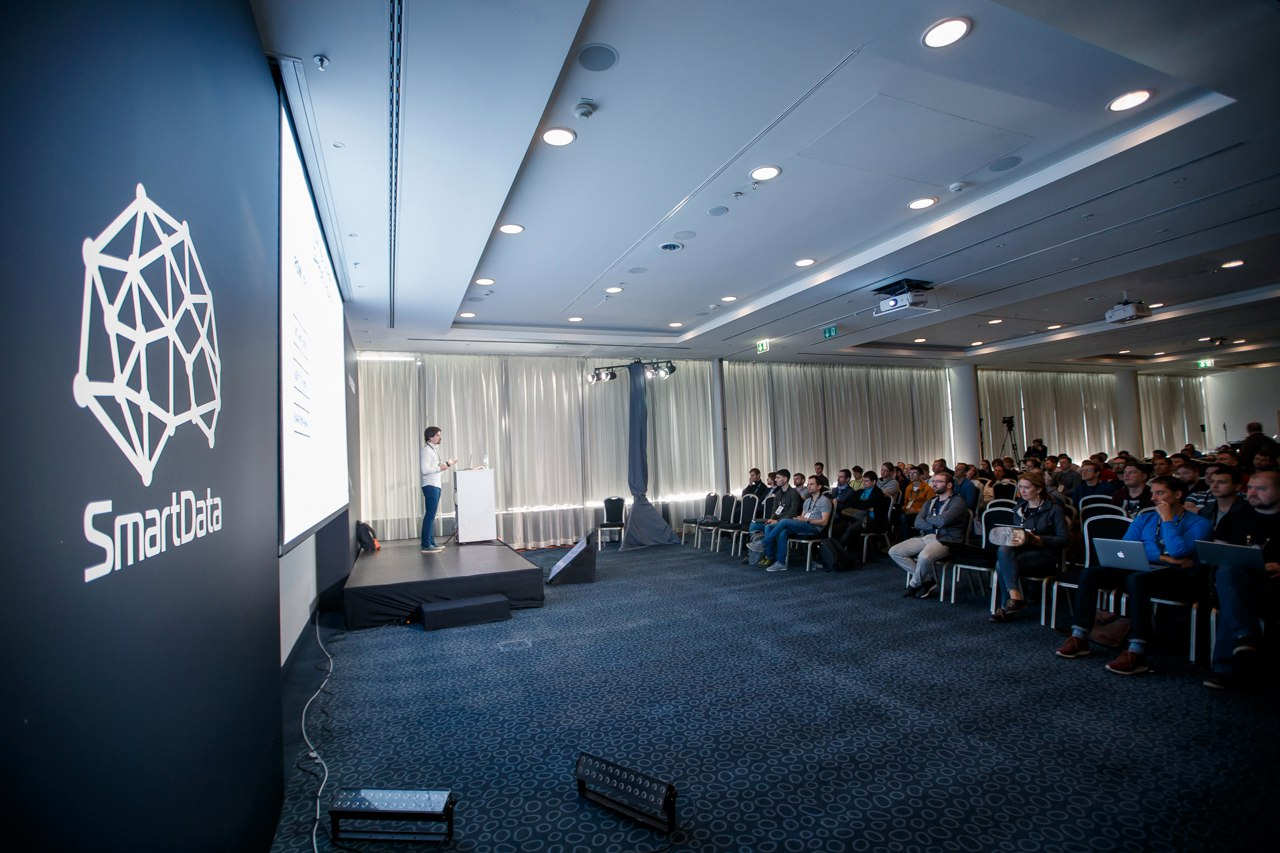 Числа и буквы: как прошла конференция SmartData - 9