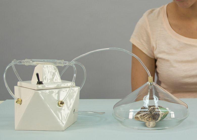 Цифровые ароматы: запись, восстановление и передача запахов - 10