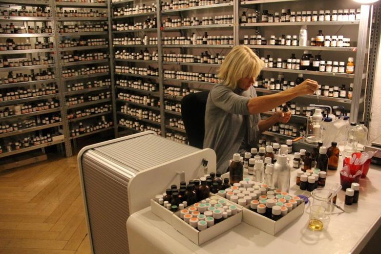 Цифровые ароматы: запись, восстановление и передача запахов - 5