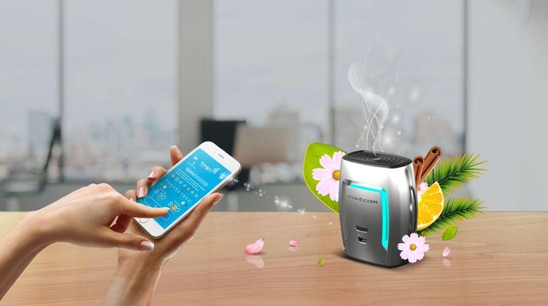 Цифровые ароматы: запись, восстановление и передача запахов - 7