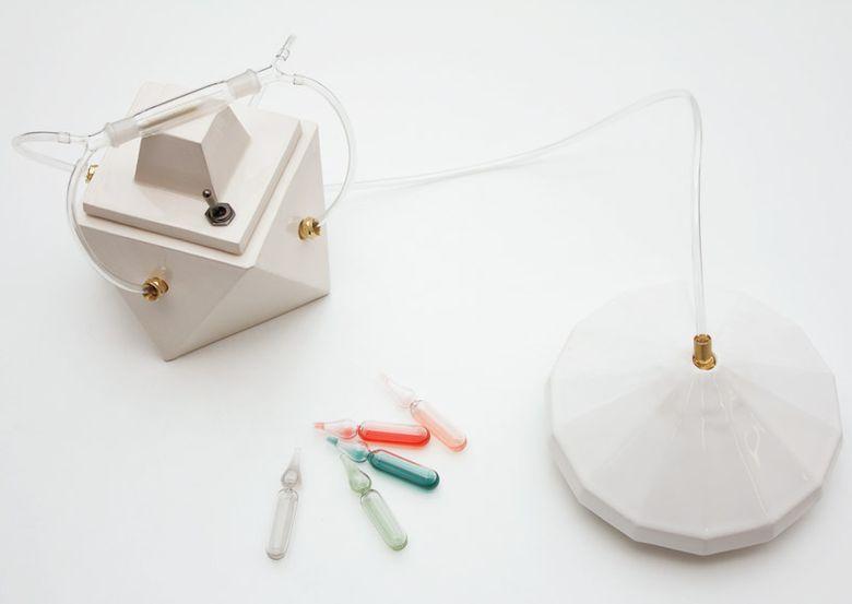 Цифровые ароматы: запись, восстановление и передача запахов - 9