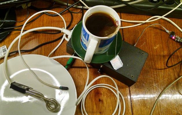 Как заварить чай по MQTT или доступная умная розетка с контролем температуры и тока - 22