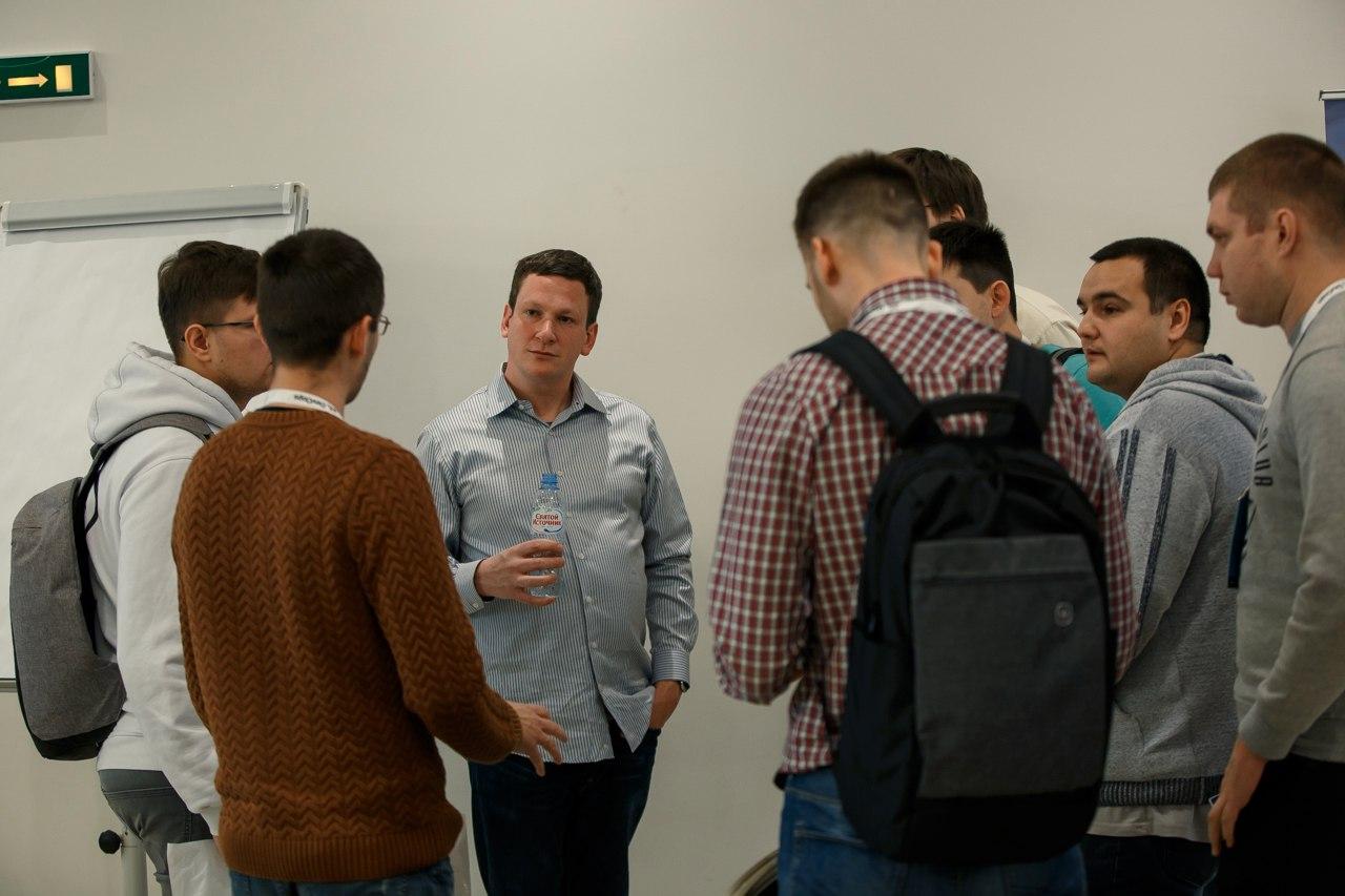 Первый деплой: как прошла конференция DevOops 2017 - 2