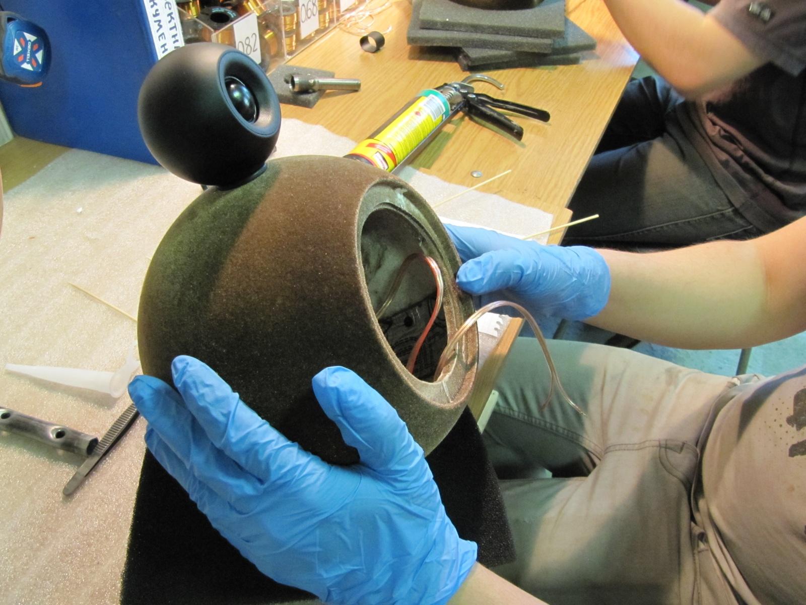 Сферическая акустика вне вакуума: преимущества, субъективная оценка, производство - 11