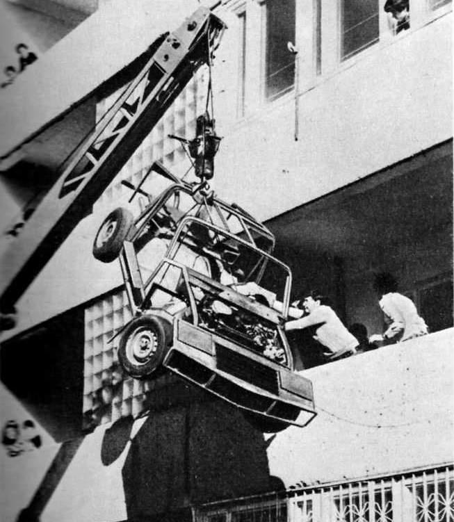 Забытые временем: малоизвестные советские автомобили - 4
