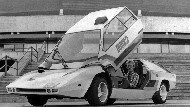 Забытые временем: малоизвестные советские автомобили - 1