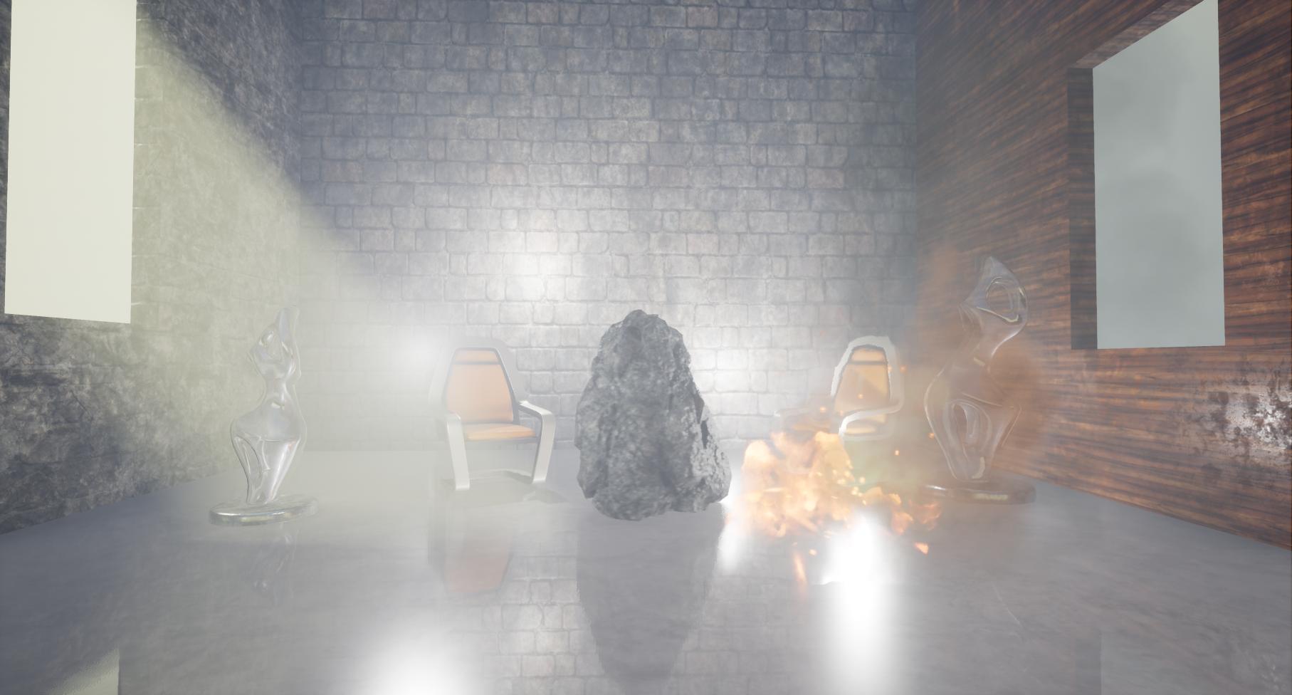 Как рендерит кадр движок Unreal Engine - 1