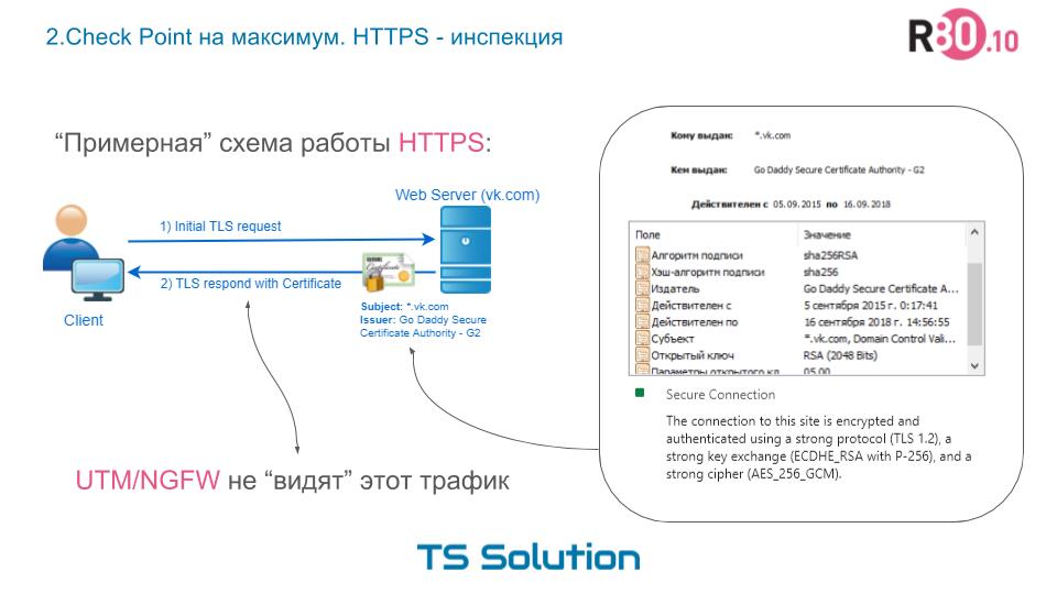 2.Check Point на максимум. HTTPS-инспекция - 3