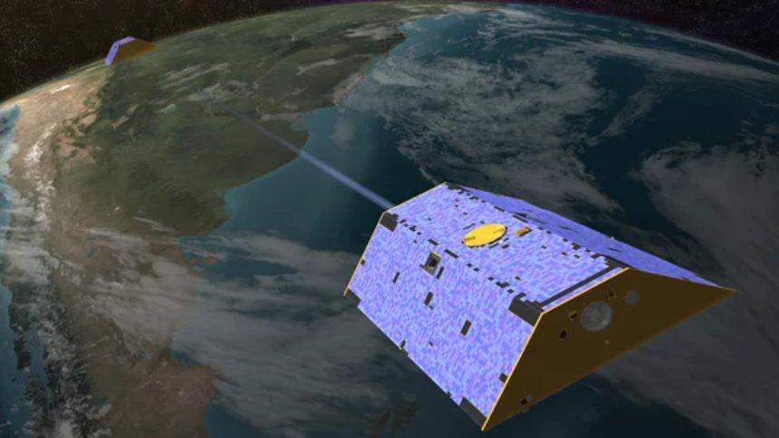Миссия GRACE по гравитационному картированию подходит к концу