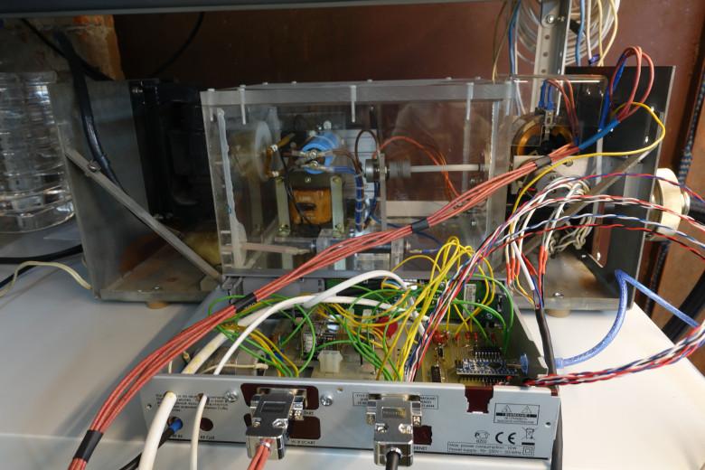 Электронный микроскоп в гараже. Захват изображения - 4
