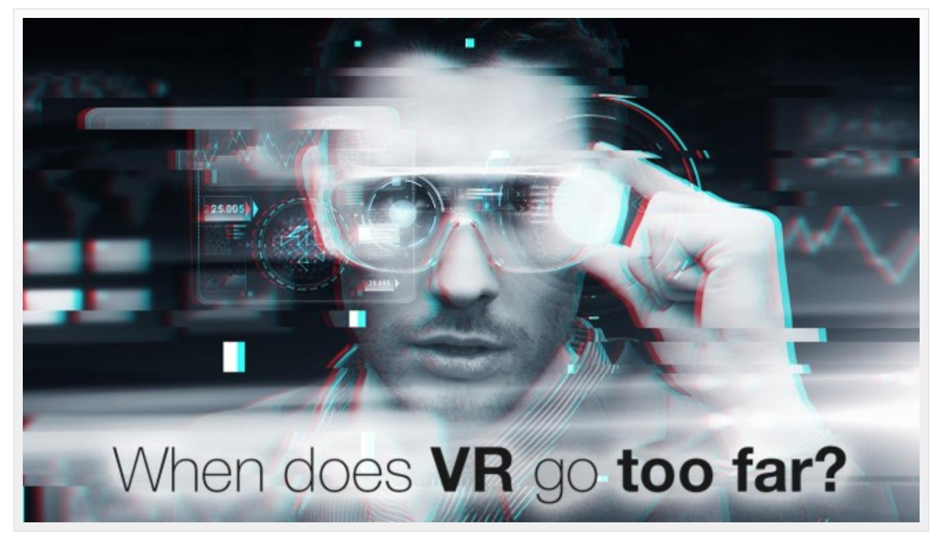 Когда виртуальная реальность заходит слишком далеко - 1