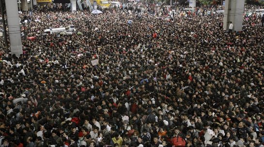 Ученые выяснили, сколько максимум людей может прожить на нашей планете