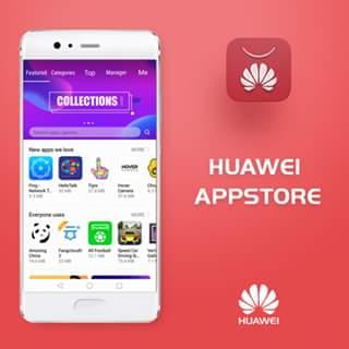 Huawei запустит в Европе свой магазин AppStore