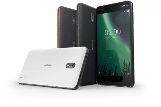 HMD Global анонсировала телефон Nokia 2 с супербатареей