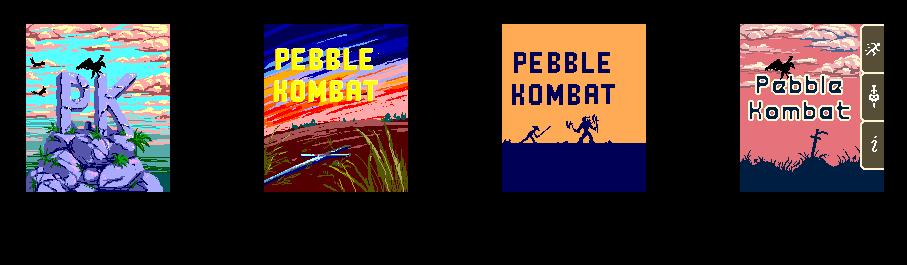 Pebble Kombat. История разработки игры для часов на Javascript - 4