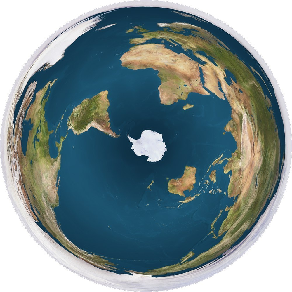 Как РЕН ТВ про Землю плоскую вещал, а Прокопенко «ТЭФИ» получал - 17