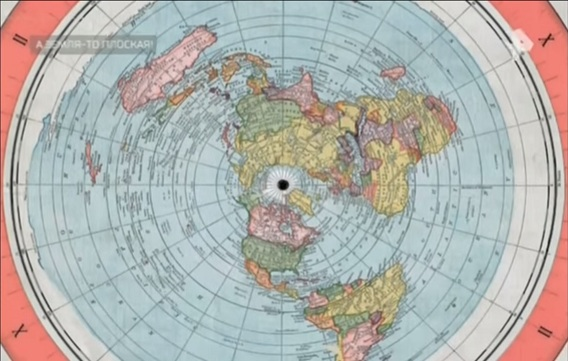 Как РЕН ТВ про Землю плоскую вещал, а Прокопенко «ТЭФИ» получал - 25