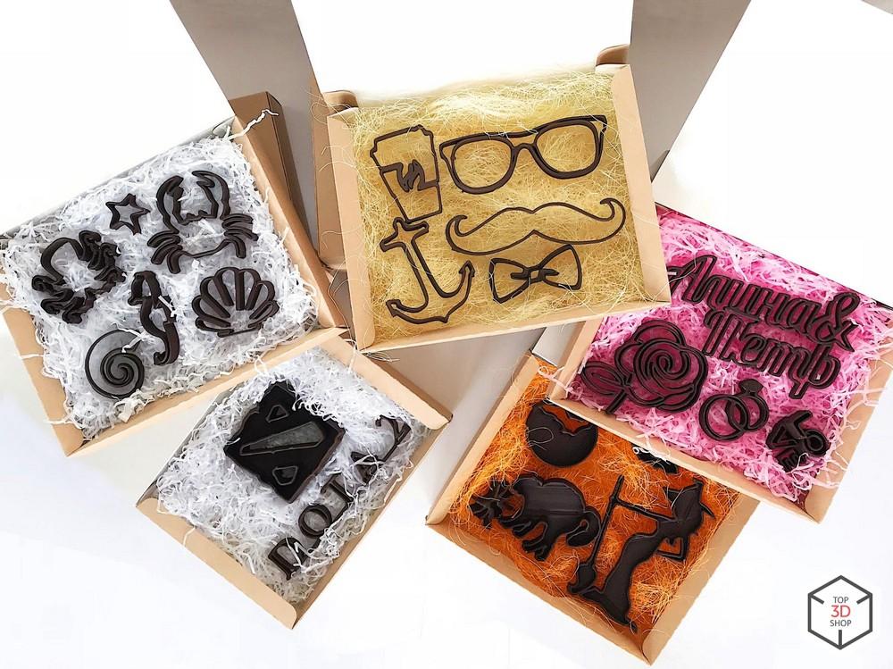 [КЕЙС] 3D-печать в кондитерском производстве — Chocola3D в компании Chocolama - 11