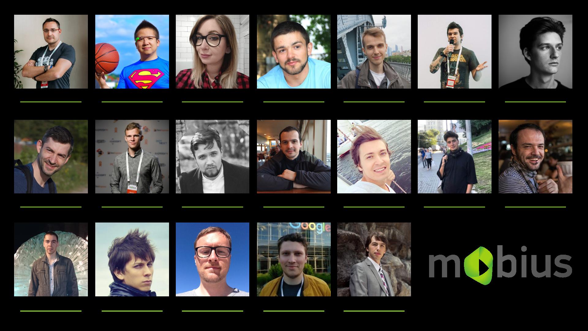 Обзор докладов конференции Mobius 2017 Moscow — прыжок веры в мобильные технологии - 2