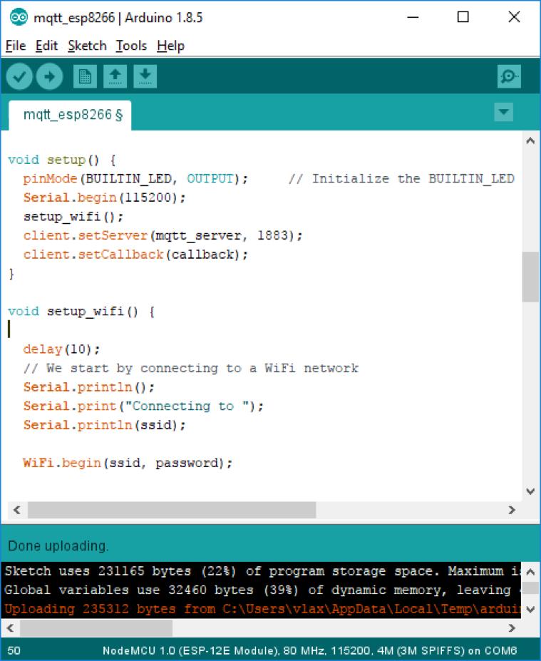 Платформа ARM и брокер MQTT, как современная основа решений для Интернета вещей - 11