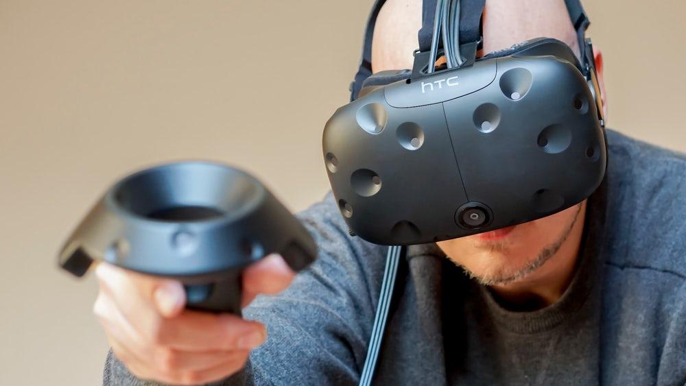 Ретроспектива очков и шлемов виртуальной реальности - 32