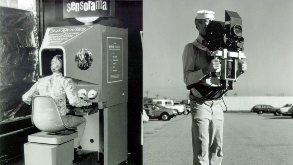 Ретроспектива очков и шлемов виртуальной реальности - 9