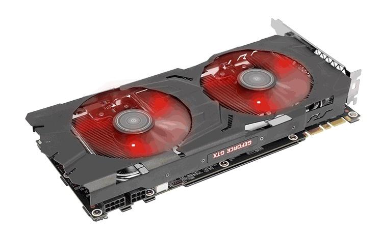 KFA2 представила пару оригинальных видеокарт GeForce GTX 1070 Ti