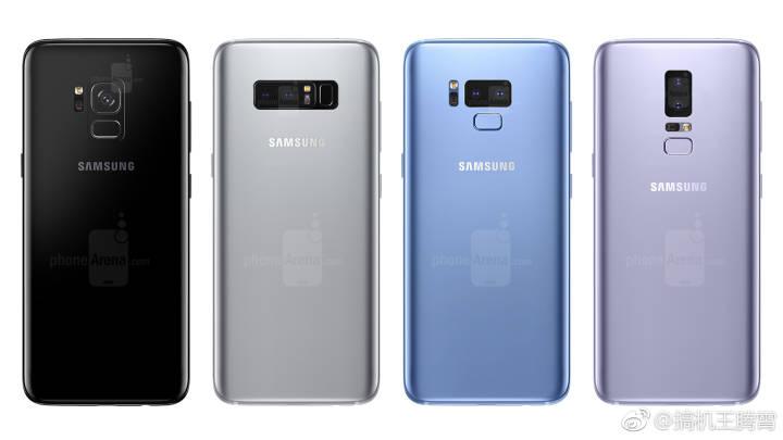 Заднюю панель смартфона Samsung Galaxy S9 ждут большие перемены