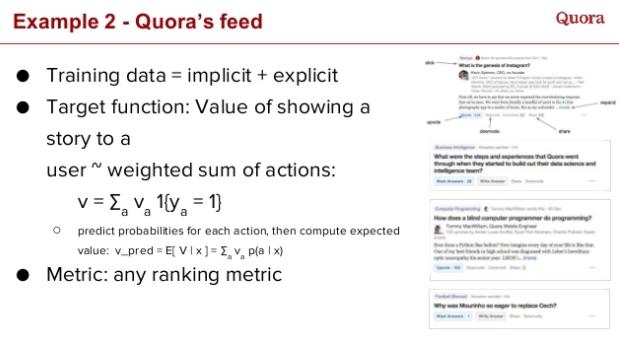 10 уроков рекомендательной системы Quora - 6