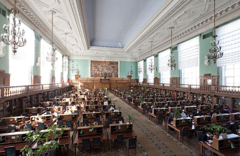 Библиотеки в 2027 году - 3