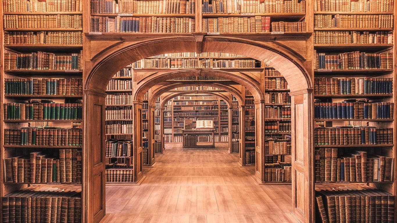 Библиотеки в 2027 году - 6