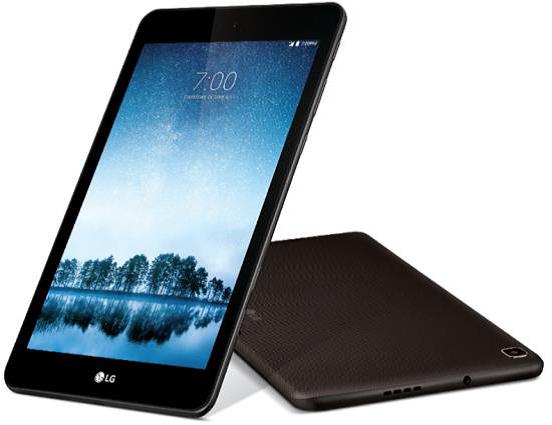 Бюджетный планшет LG G Pad F2 8.0 оценен в $150