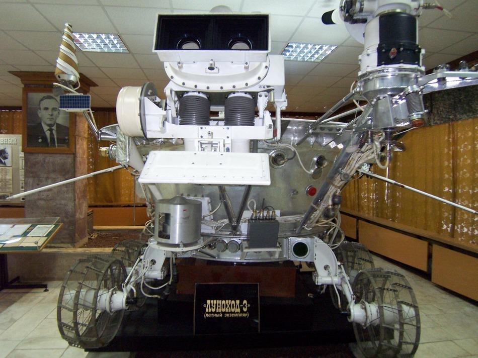 История исследования Луны автоматическими аппаратами — часть 1 - 26