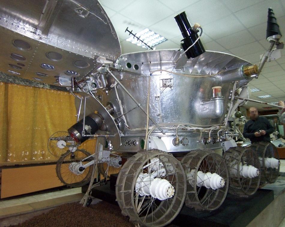 История исследования Луны автоматическими аппаратами — часть 1 - 27