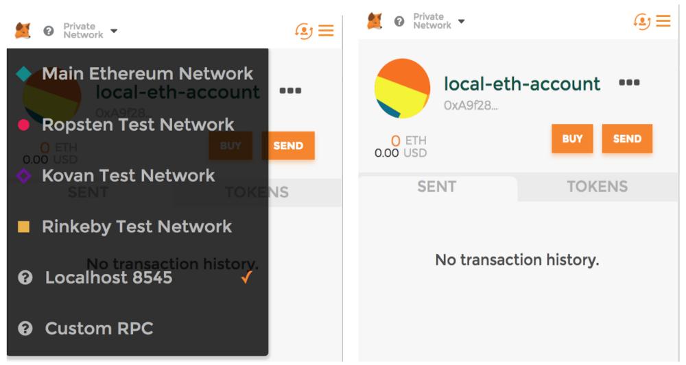 Создаём собственный блокчейн на Ethereum - 2