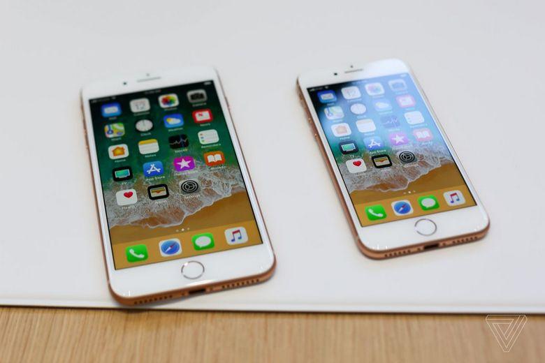 Смартфоны iPhone 8 в Китае уже предлагаются со скидками