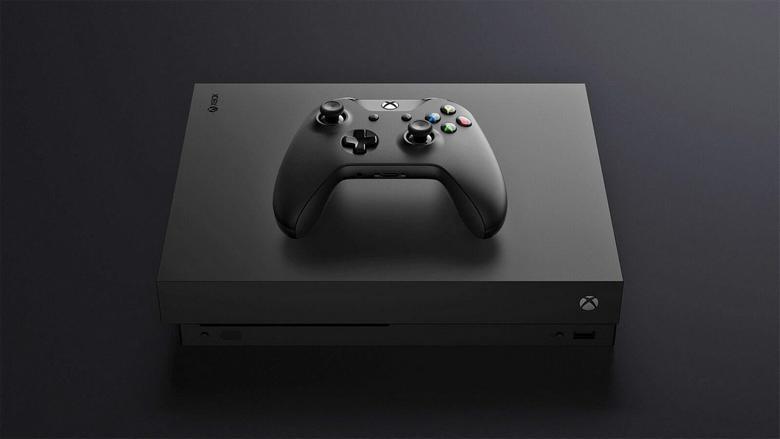 Игровая консоль Microsoft Xbox One X будет поддерживать разрешение WQHD