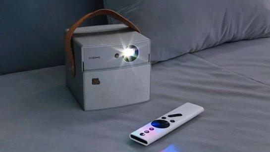 Xgimi запустил новейшую портативную проекторную технологию CC Aurora