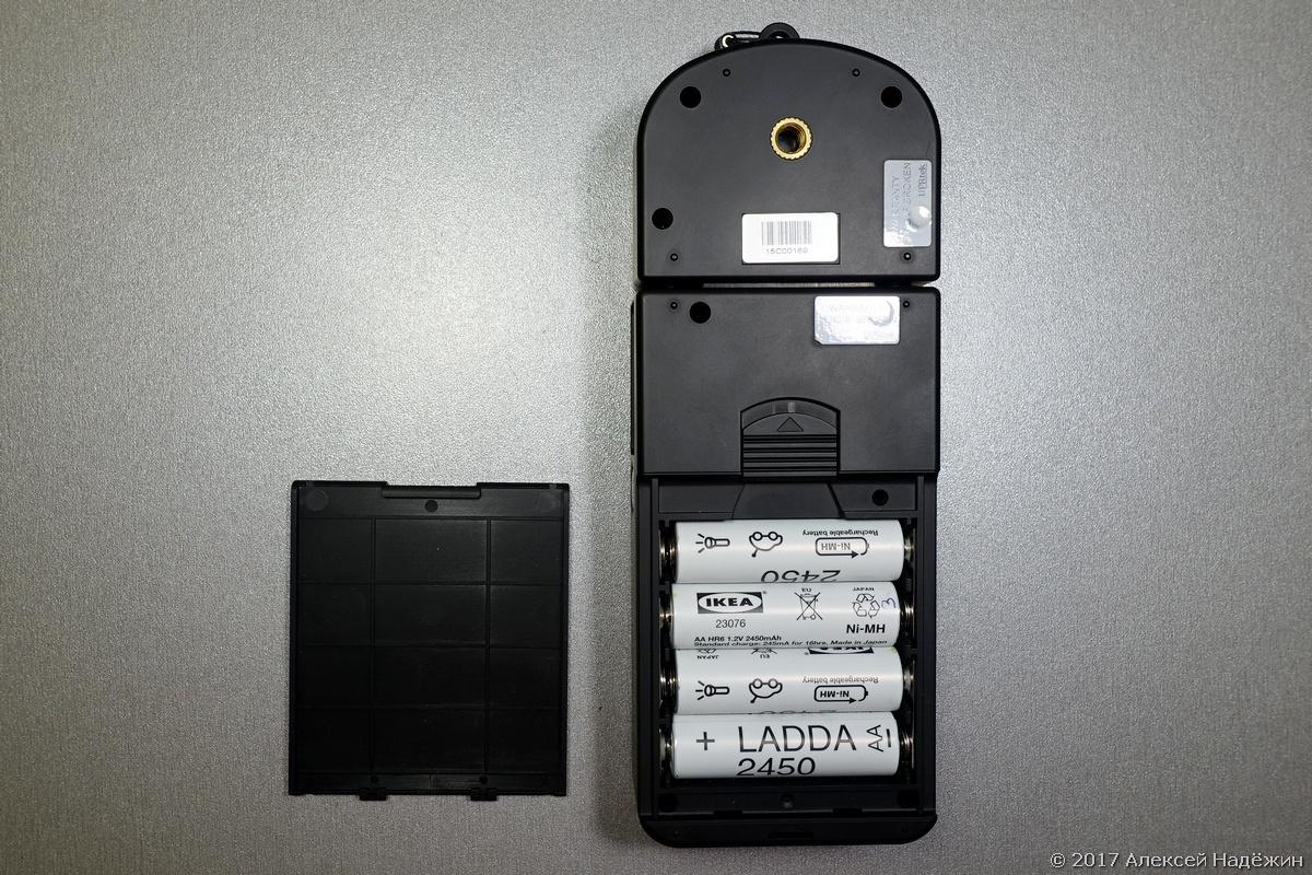 Бюджетный спектрометр-пульсметр Uprtek MF250N - 5