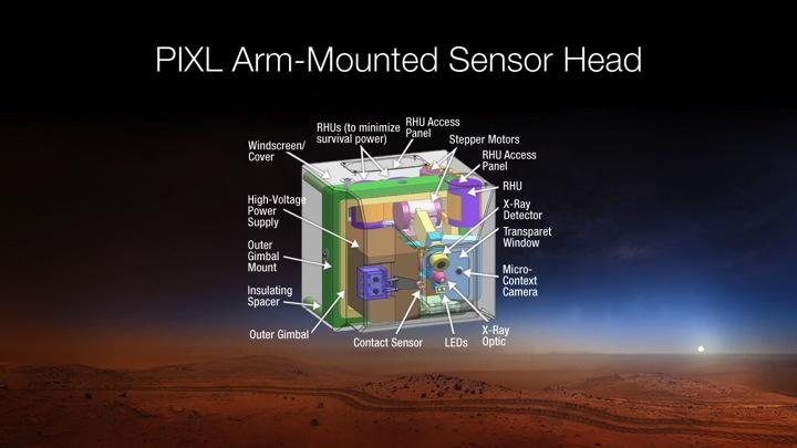 «Марс-2020» запишет трехмерное видео своей посадки - 2