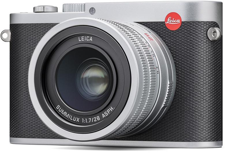 Камера Leica Q (Typ 116) Silver Anodized должна появиться в продаже в конце ноября