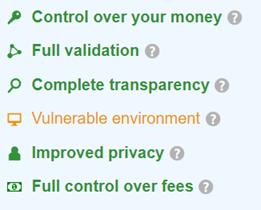 Программные кошельки для Bitcoin и безопасность - 4