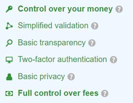 Программные кошельки для Bitcoin и безопасность - 5